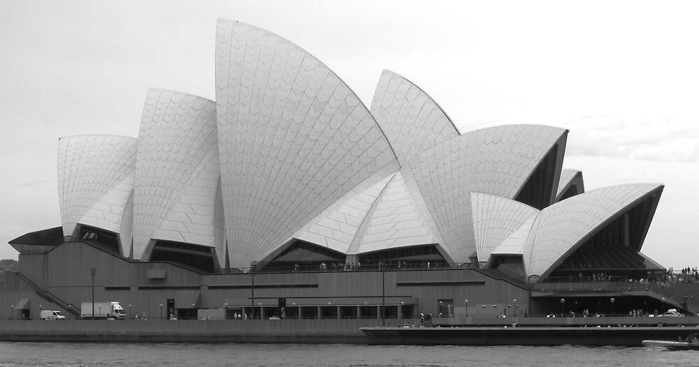 Sydney Opera House by salisbury54