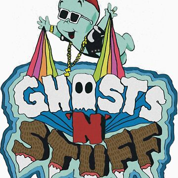 Ghosts N Stuff by chelseaLjones