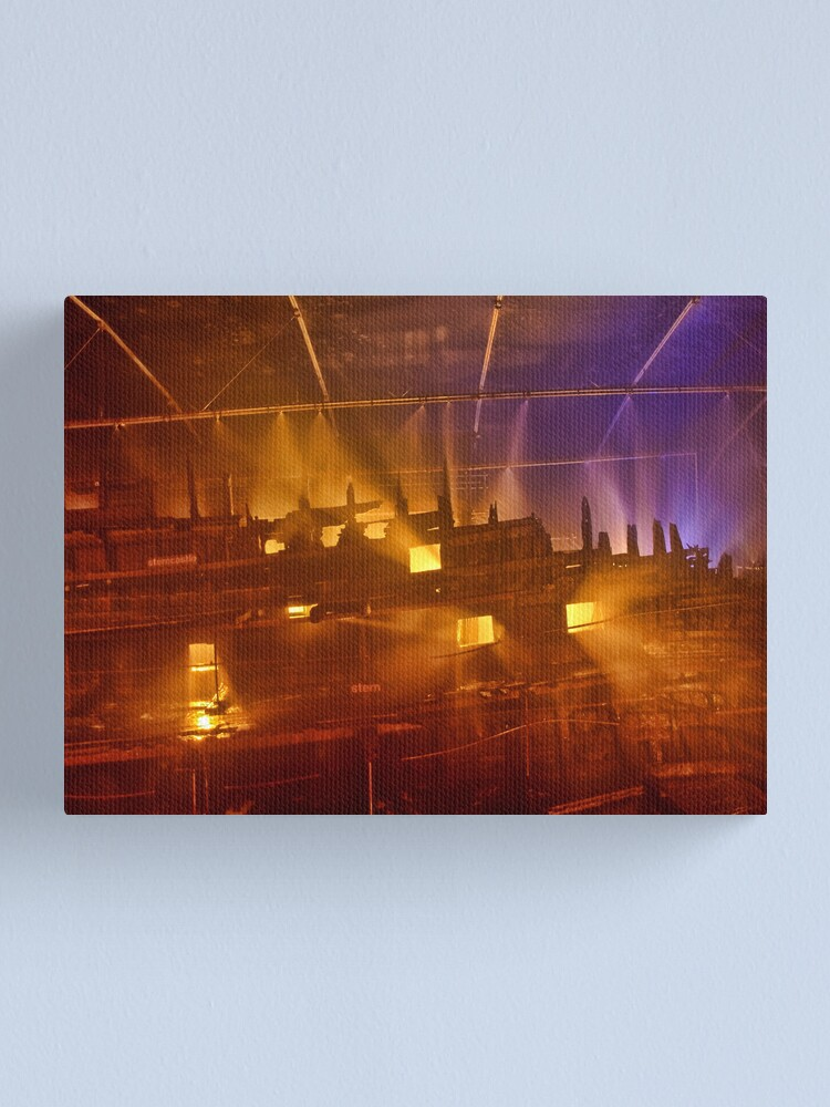 Alternate view of The Mary Rose Canvas Print