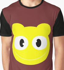 The Happy Face - Emotion Series Graphic T-Shirt