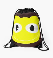 The Happy Face - Emotion Series Drawstring Bag