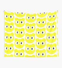 The Happy Face - Emotion Series Wall Tapestry