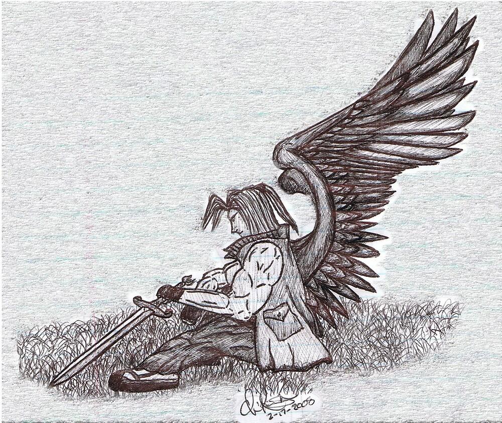 The Last Soldier by mikkim09