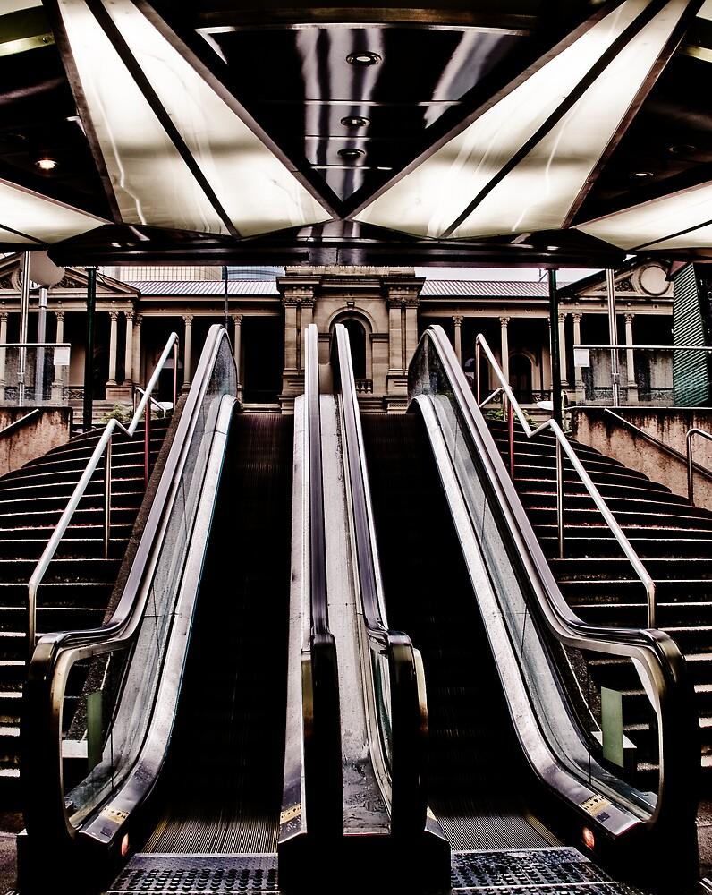 Stairway To Brisneyland 2 by Craig Kasper Photography