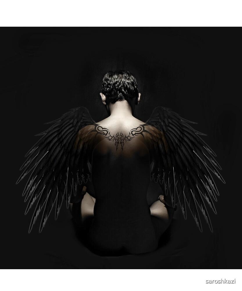 Angel's Night by saroshkazi