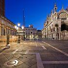 Venice nights by Delfino