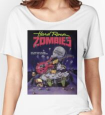 HARD ROCK ZOMBIES Women's Relaxed Fit T-Shirt