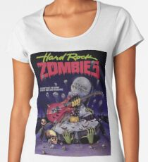 HARD ROCK ZOMBIES Women's Premium T-Shirt