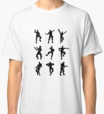 Fortnite Dances - small Classic T-Shirt
