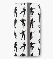 Fortnite Dances - small iPhone Wallet/Case/Skin