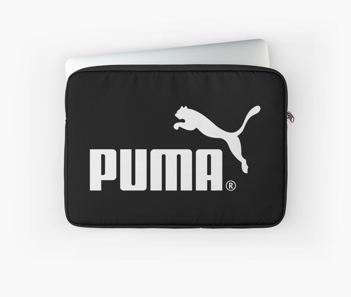 Fundas Redbubble Para Logo» «camiseta Fadlizon Con Puma Portátil De 88frwUq