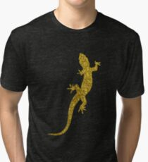 Golden Lizard Tri-blend T-Shirt