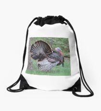 Turkey Drawstring Bag