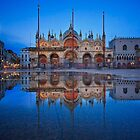 St. Mark's Basilica by Delfino