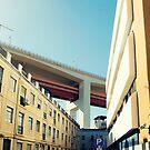 Lisboa Under The Bridge by TheOtherErre