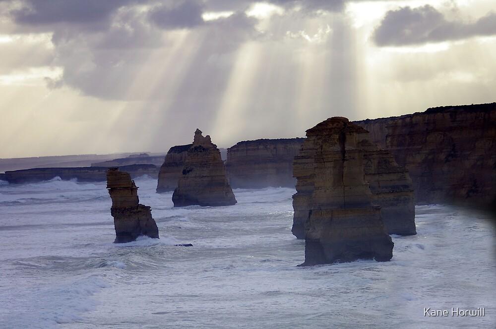 Great Ocean Road Apostles by Kane Horwill