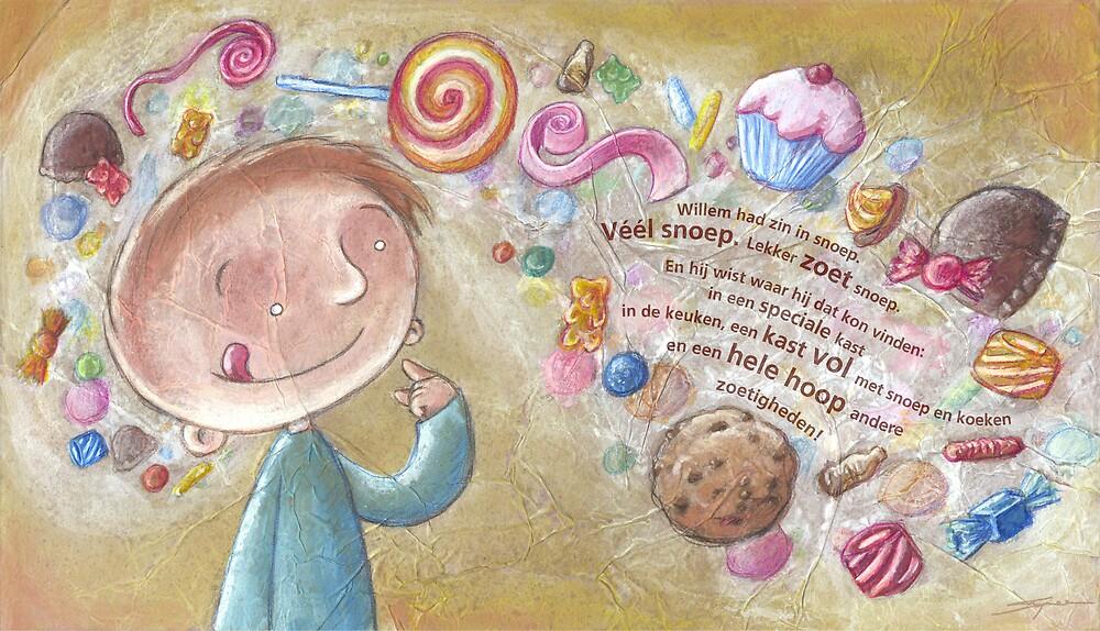 Mmmm candy! by Ine Spee