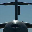 RAAF C-17 Close Up by jermesky