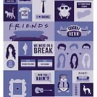 Friends TV Show by ceobrien