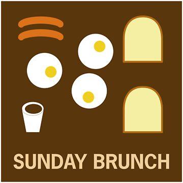 Sunday Brunch by karlcow