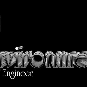 Environmental Engineer Flare by xzendor7