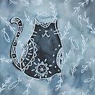 Bohemian Cat by EmilyCarrier