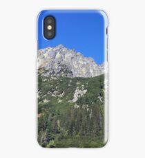 Tatra Mountains | Photo iPhone Case