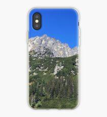 Tatra Mountains   Photo iPhone Case