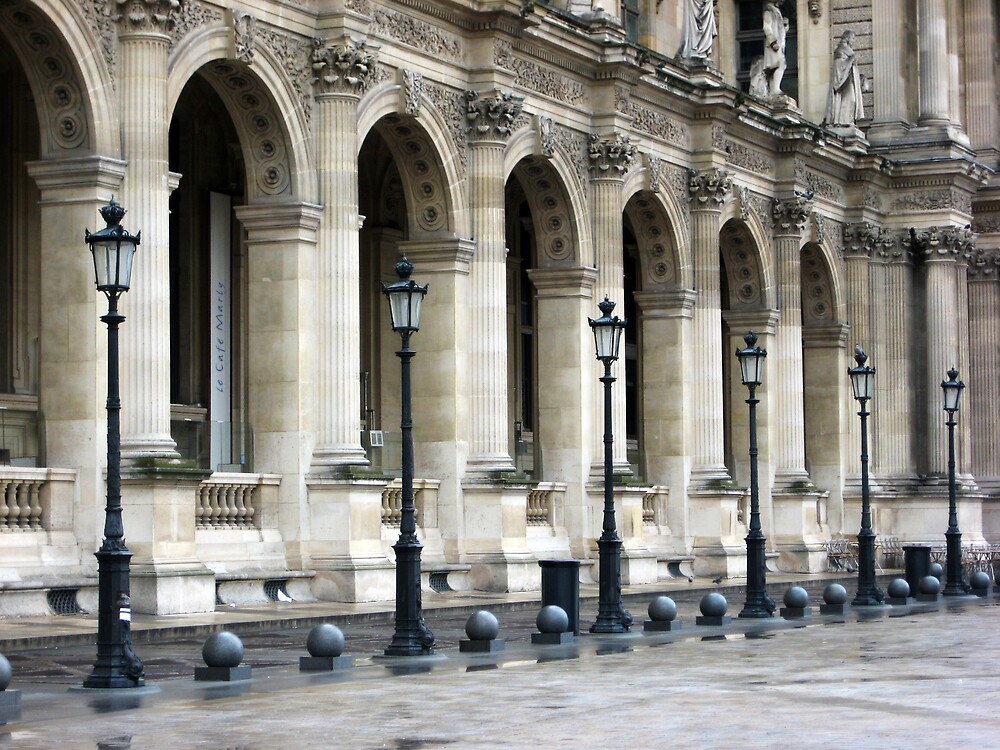 Parisian Precision by Caz F