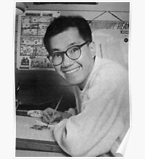 Póster Akira Toriyama