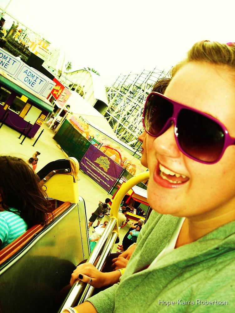 Luna Park Extrodinaire! by Hope-Karra Robertson
