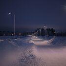 Street lights by CaitlinRuth