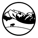 National Bison Range by Sun Dog Montana