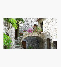 Lovely arch Photographic Print