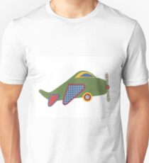 Kids Airplane T-Shirt