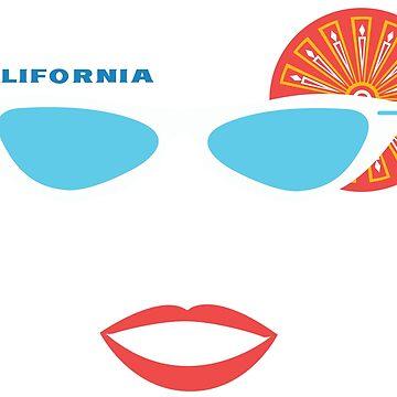 California Sun by GetSpeedbird