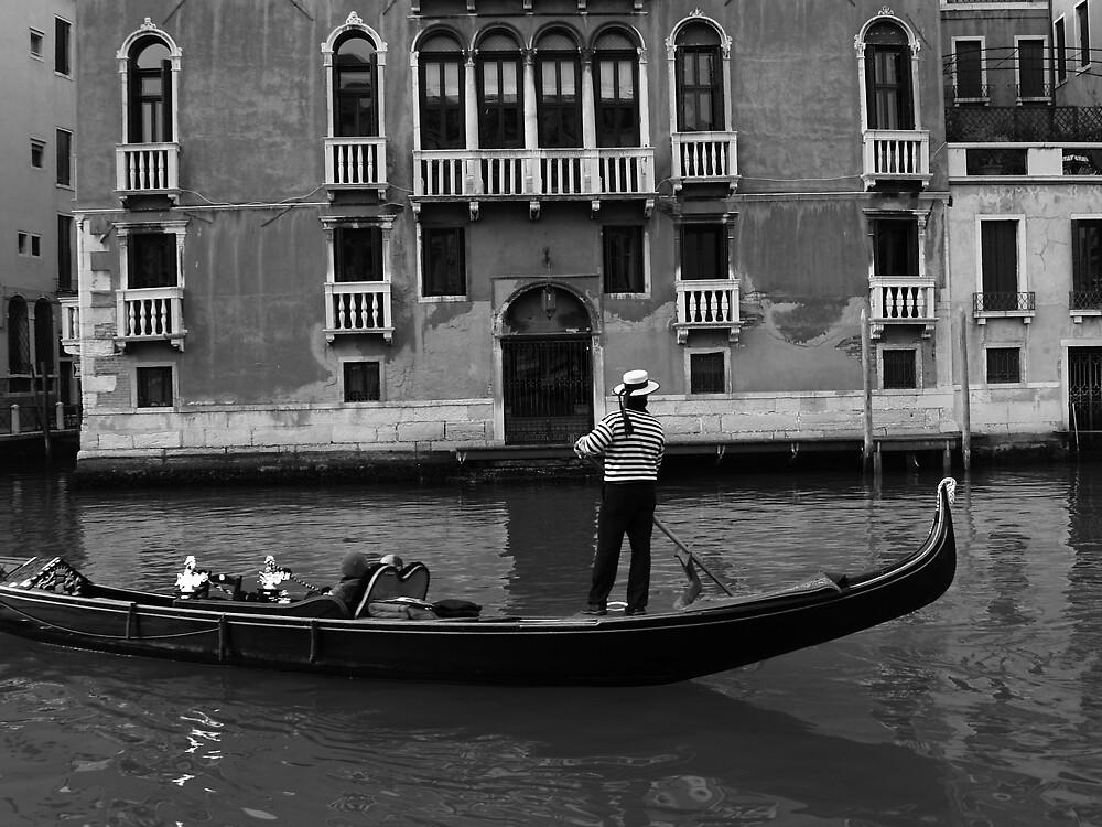 Venice by Alex Scott