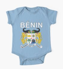 Benin Crest National Design One Piece - Short Sleeve