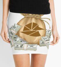 Raven Money Sack Mini Skirt