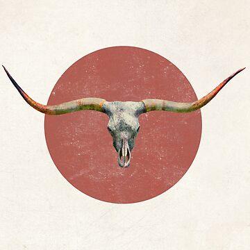 Longhorn  by TerryFan