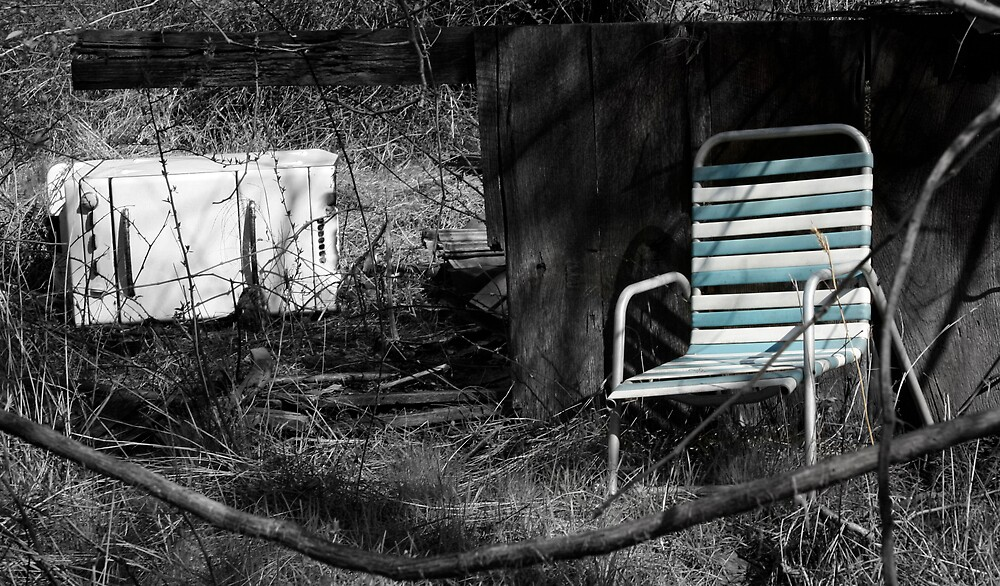 Afternoon Chair by Brian Ledbetter