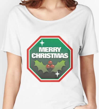 Christmas greetings Women's Relaxed Fit T-Shirt