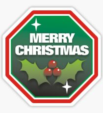 Christmas greetings Sticker