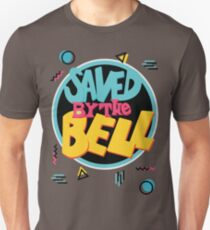 Saved by the Bell 90s TV Show Graphic Logo 1990s Unisex T-Shirt