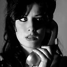 Late night L'amour Sofia  by Leila  Koren