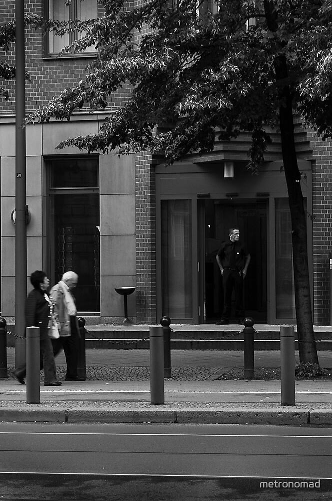 Der Pförtner by metronomad