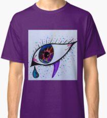 Auge der Farbe Classic T-Shirt