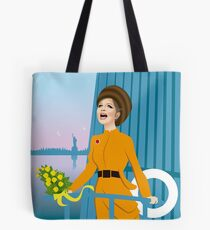 On my Parade Tote Bag