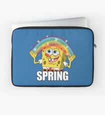 Allergic Bob Laptop Sleeve