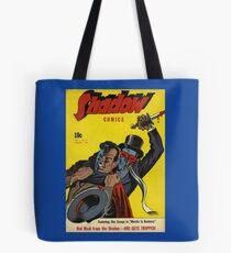 Shadow Comics Tote Bag